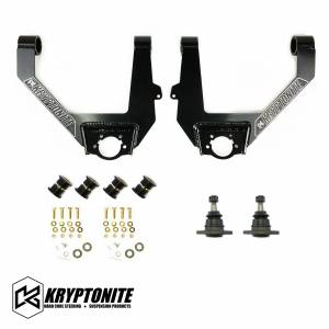 Kryptonite - KRYPTONITE UPPER CONTROL ARM KIT 1/2 TON TRUCK 6 LUG 2014-2018 (KRUCA13) - Image 1