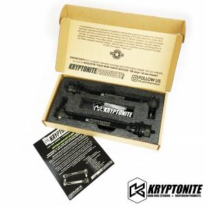 Kryptonite - KRYPTONITE DEATH GRIP TIE RODS 2011-2019 (For Fabtech RTS Lift Kits) - Image 3