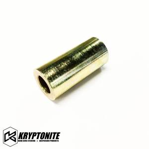 Kryptonite - KRYPTONITE CONTROL ARM BUSHING SLEEVE (SINGLE) 2011-2020
