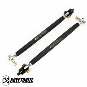 "Kryptonite - KRYPTONITE POLARIS RZR DEATH GRIP TIE RODS STAGE ""2"" 2018-2020 TURBO S - Image 1"